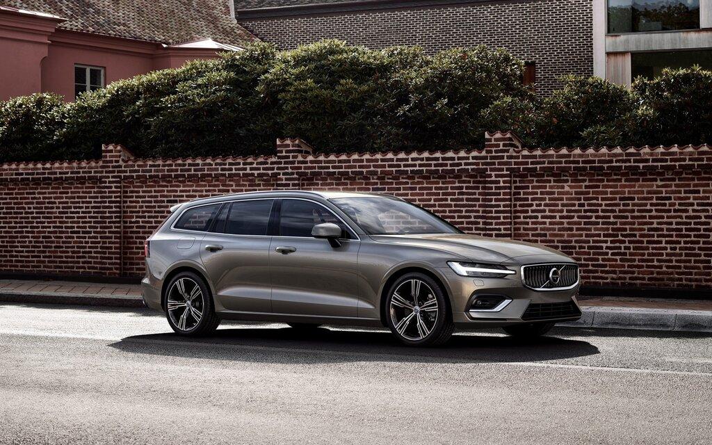 Volvo v60 specifications