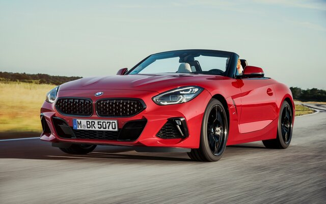 2019 Bmw Z4 Sdrive30i Specifications The Car Guide