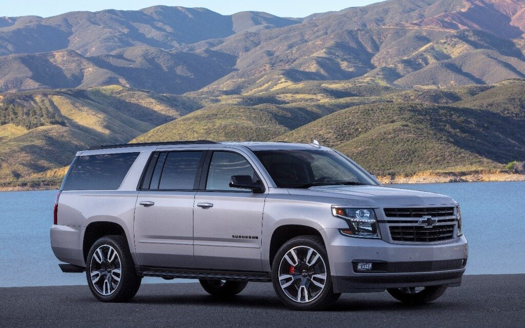 2019 Chevrolet Suburban Ls Specifications The Car Guide