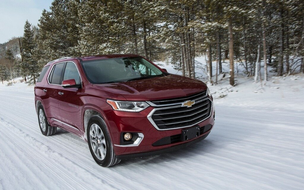2019 Chevrolet Traverse Ls Specifications The Car Guide