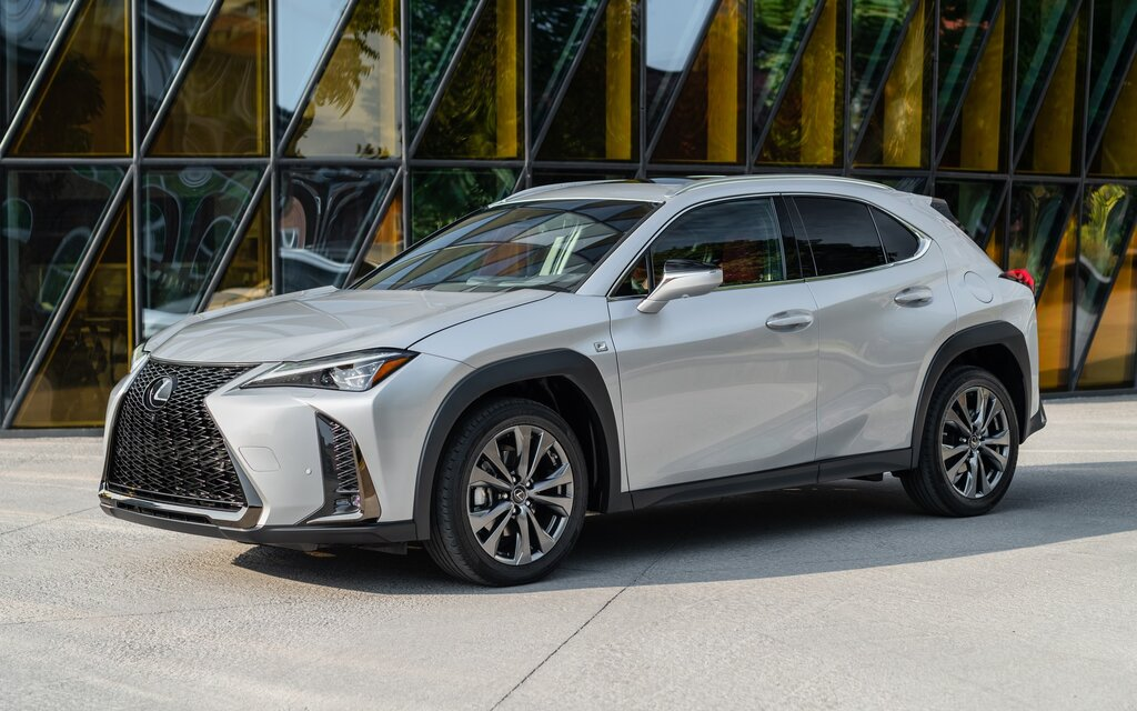 2019 Lexus Ux News Reviews Picture Galleries And Videos The
