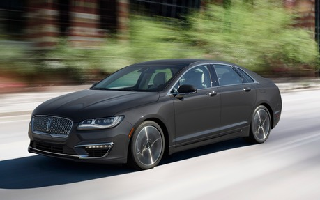 2019 Lincoln Mkz Hybrid Select Price Engine Full Technical