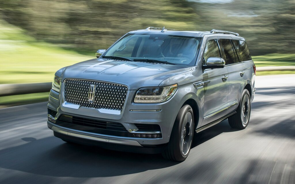 2019 Lincoln Navigator Select Specifications The Car Guide
