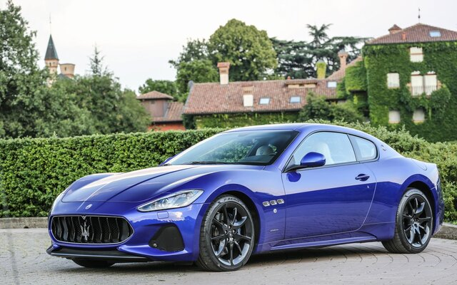 2019 Maserati Granturismo Sport Coupe Specifications The