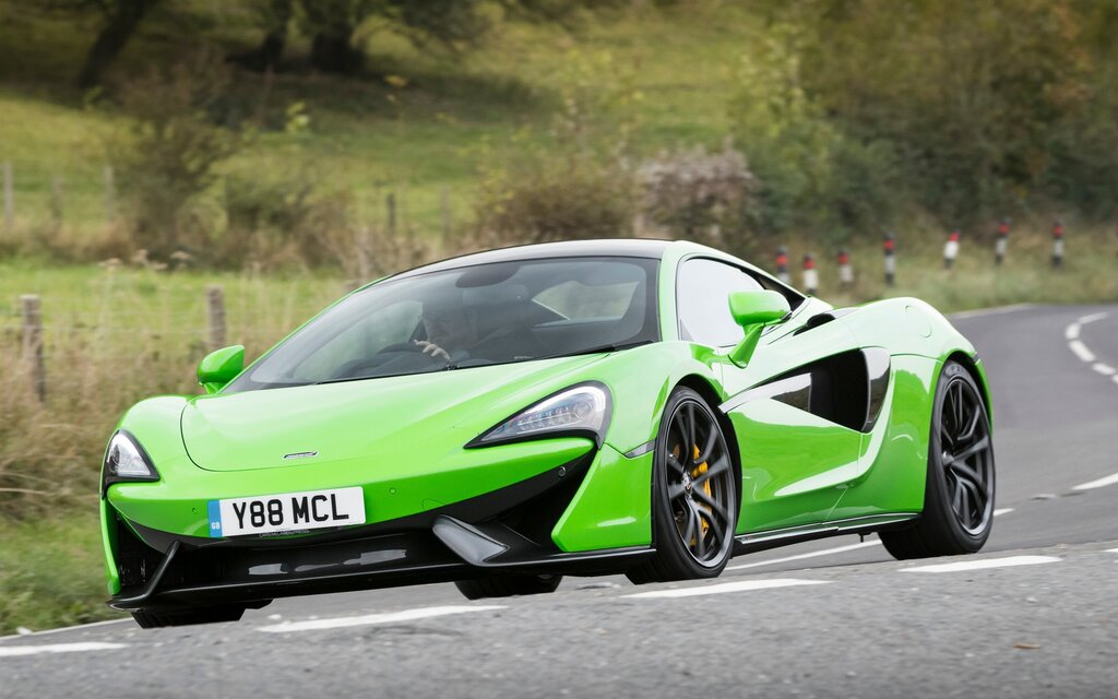 2019 McLaren 570S Coupe Specifications - The Car Guide