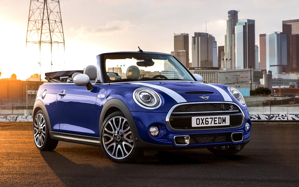 2019 Mini Convertible News Reviews Picture Galleries And Videos
