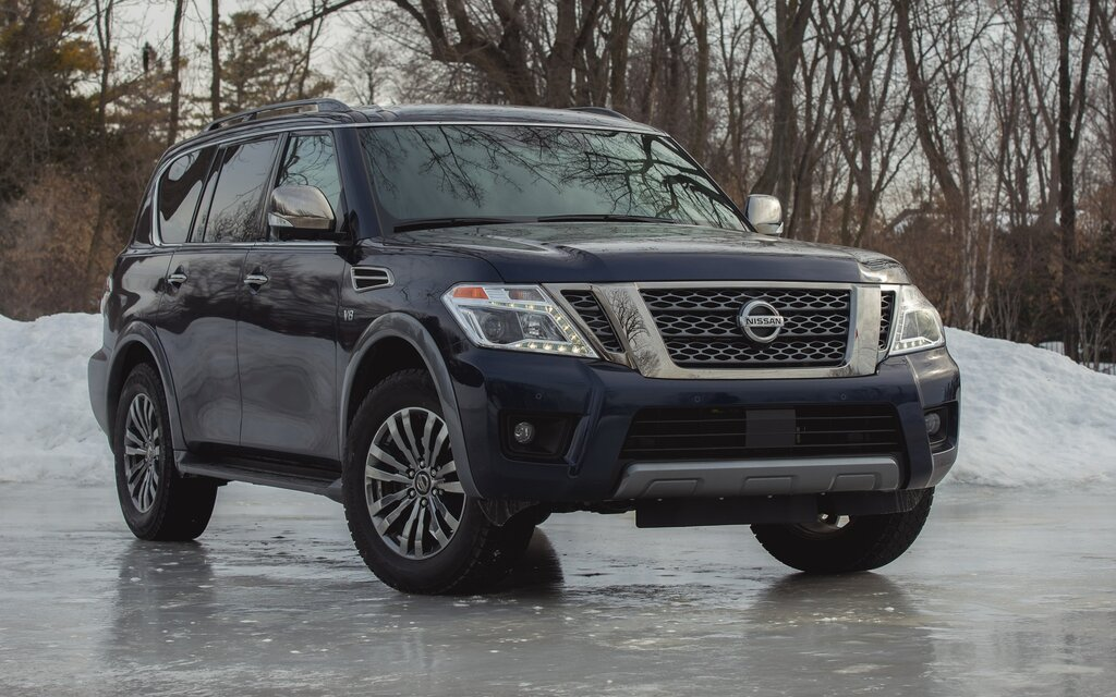 2019 Nissan Armada: Updates, Design, Specs >> 2019 Nissan Armada Sl Specifications The Car Guide
