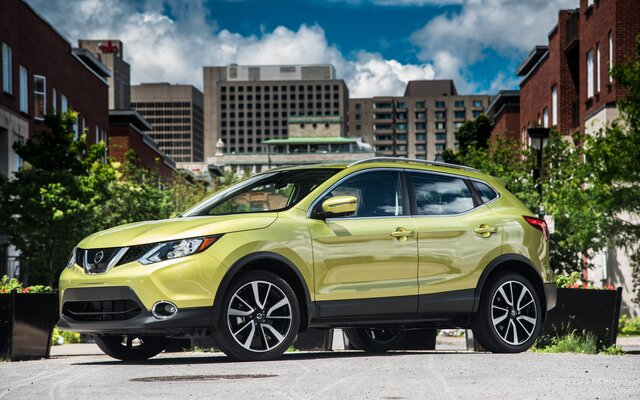2019 Nissan Qashqai S (man) Specifications - The Car Guide