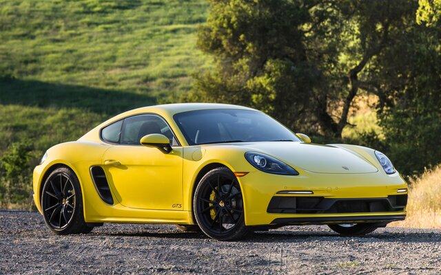 Porsche 718 2019