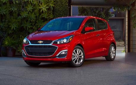 2019 Chevrolet Spark Ls Price Engine Full Technical