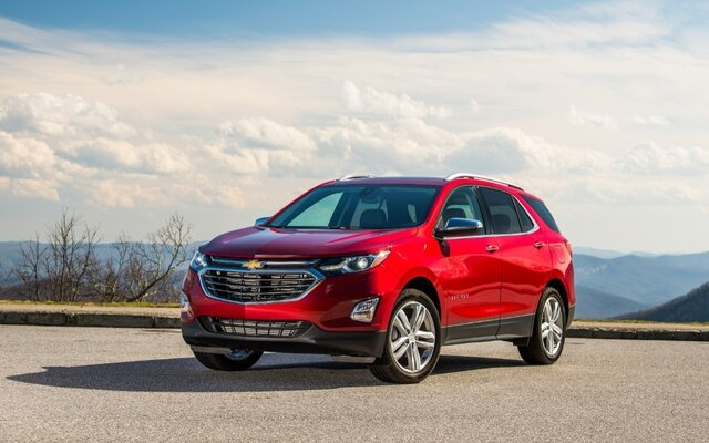 2019 Chevrolet Equinox Ls Specifications The Car Guide