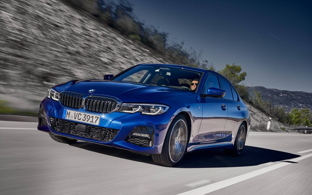 2019 Bmw 3 Series 330i Xdrive Touring Specifications The Car Guide