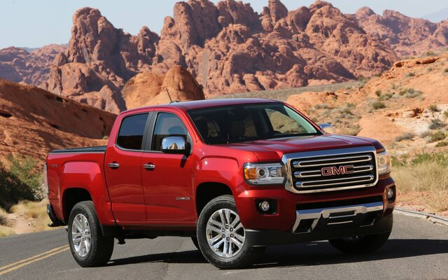 2019 Gmc Canyon News Reviews Picture Galleries And Videos
