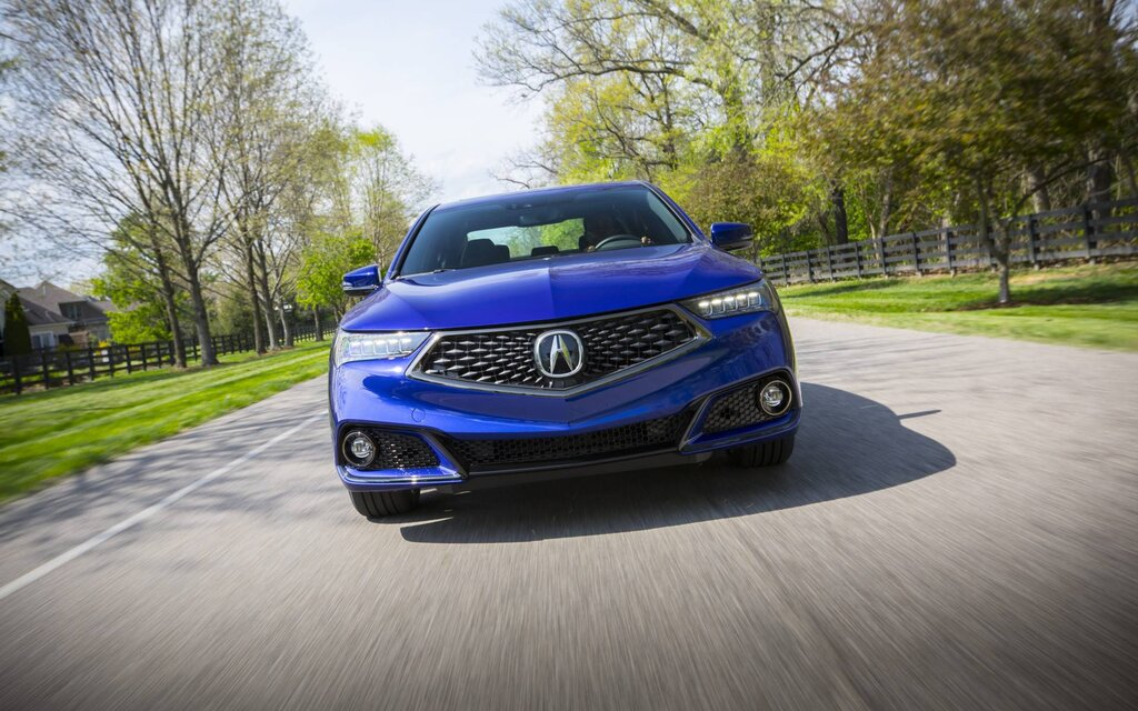 2019 Acura Tlx Sh Awd Elite A Spec Specifications The Car Guide