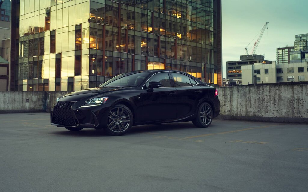 2019 Lexus IS IS 300 Specifications - The Car Guide