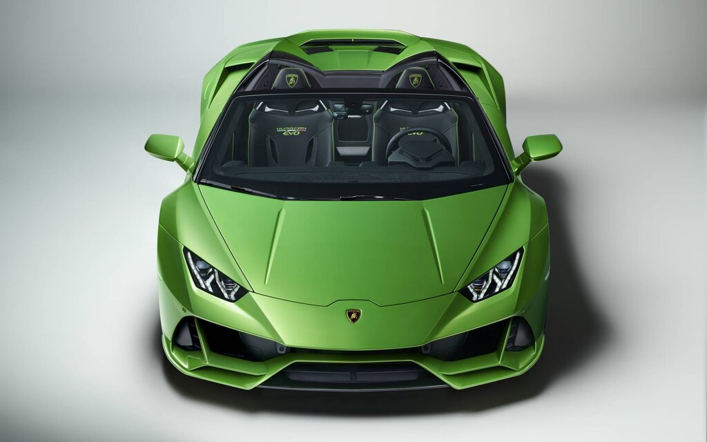 2020 Lamborghini Huracan Evo Spyder Specifications The Car