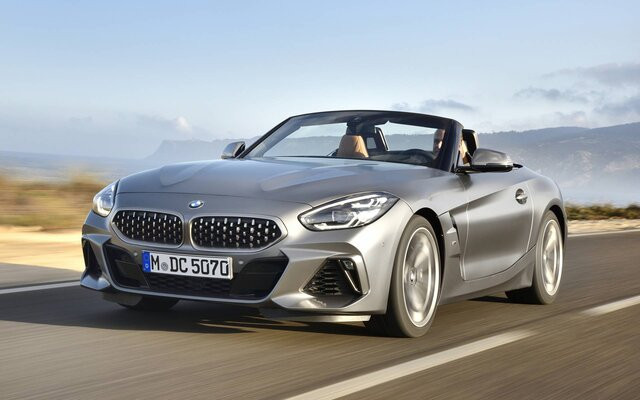 2020 Bmw Z4 M40i Specifications The Car Guide