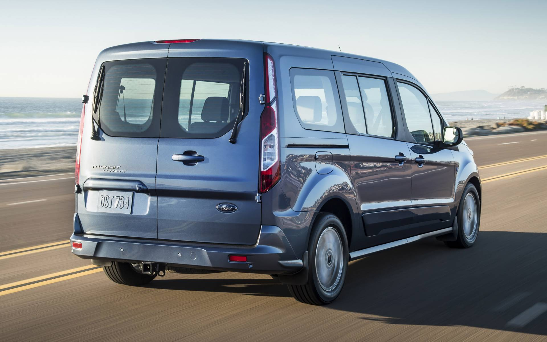 2020 Ford Transit Connect Photos 5 9 The Car Guide