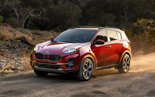 2020 Kia Sportage Lx Awd Specifications The Car Guide