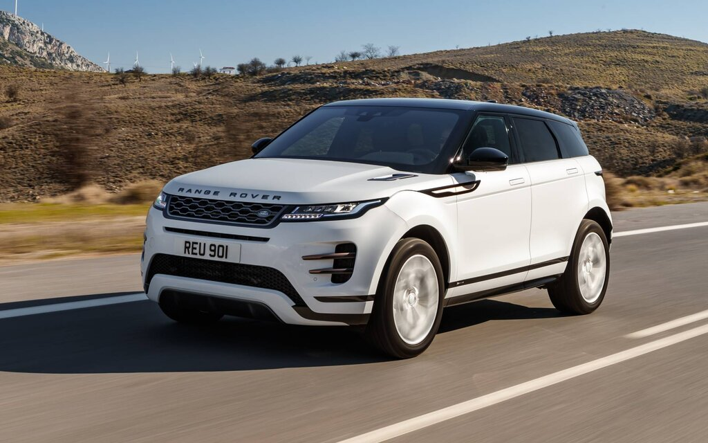 2020 Range Rover Evoque: Redesign, Specs, News, Release >> 2020 Land Rover Range Rover Evoque News Reviews Picture