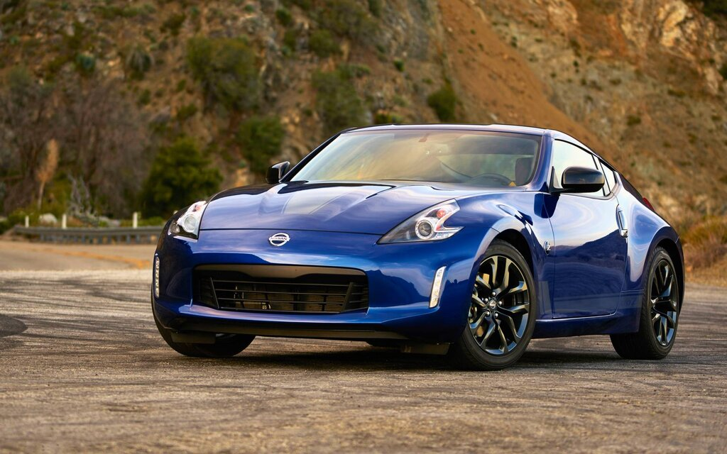 2020 Nissan 370Z - News, reviews, picture galleries and ...