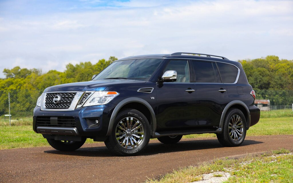 2020 Nissan Armada Diesel Release Date, Specs >> 2020 Nissan Armada Platinum Specifications The Car Guide