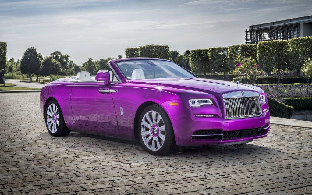 Rolls-Royce Dawn 2019