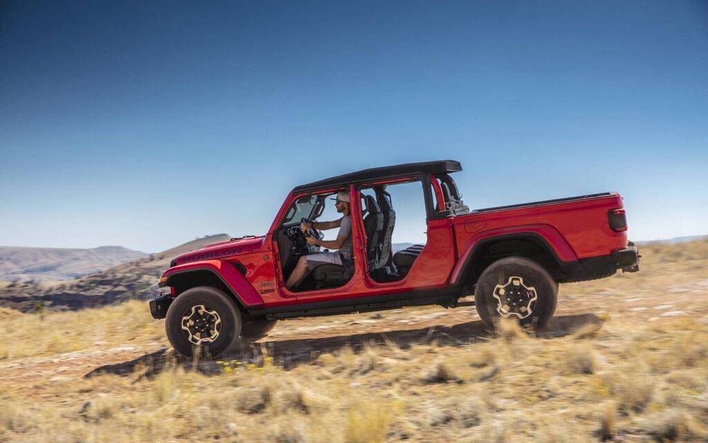 Jeep Gladiator 2020 - Essais, actualité, galeries photos ...