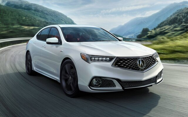 2020 Acura Tlx News Reviews Picture Galleries And Videos The Car Guide
