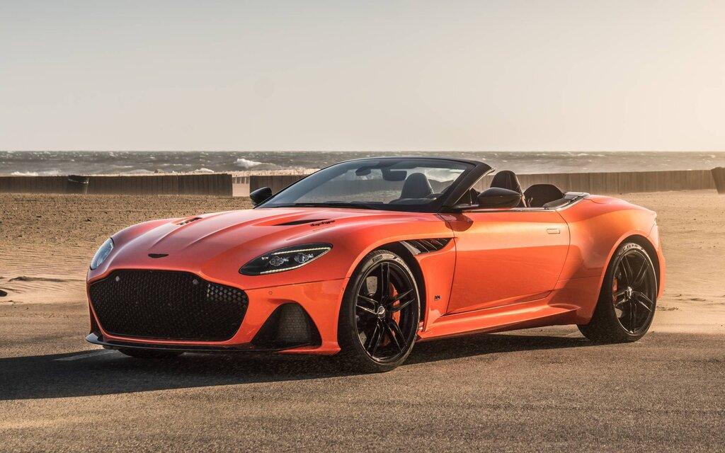 Aston Martin DBS Superleggera 2020