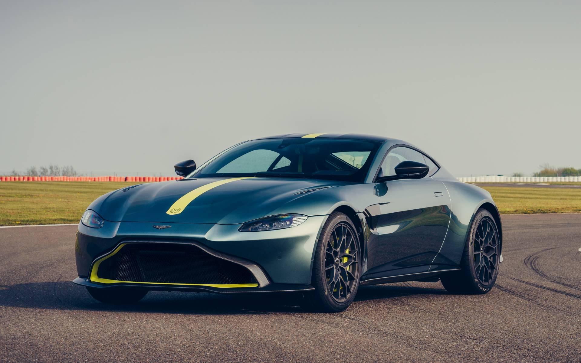 2020 Aston Martin Vantage Photos 1 1 The Car Guide