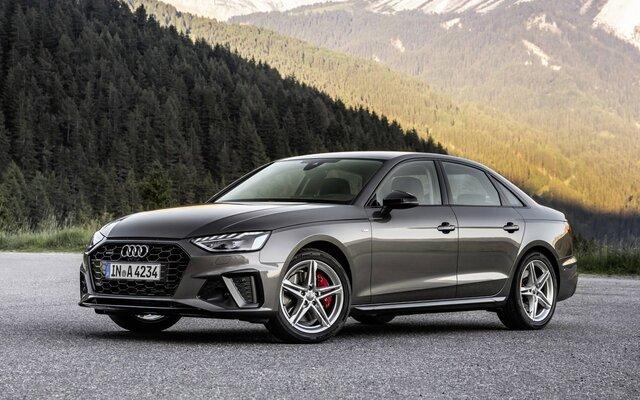 2020 Audi A4