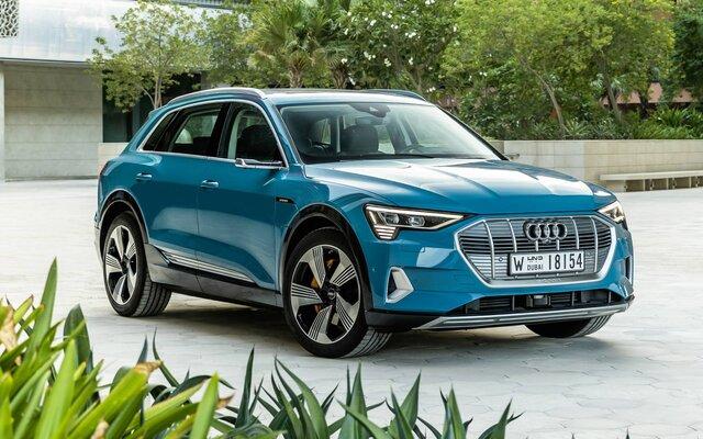 2020 Audi E Tron Progressiv Quattro Specifications The Car Guide