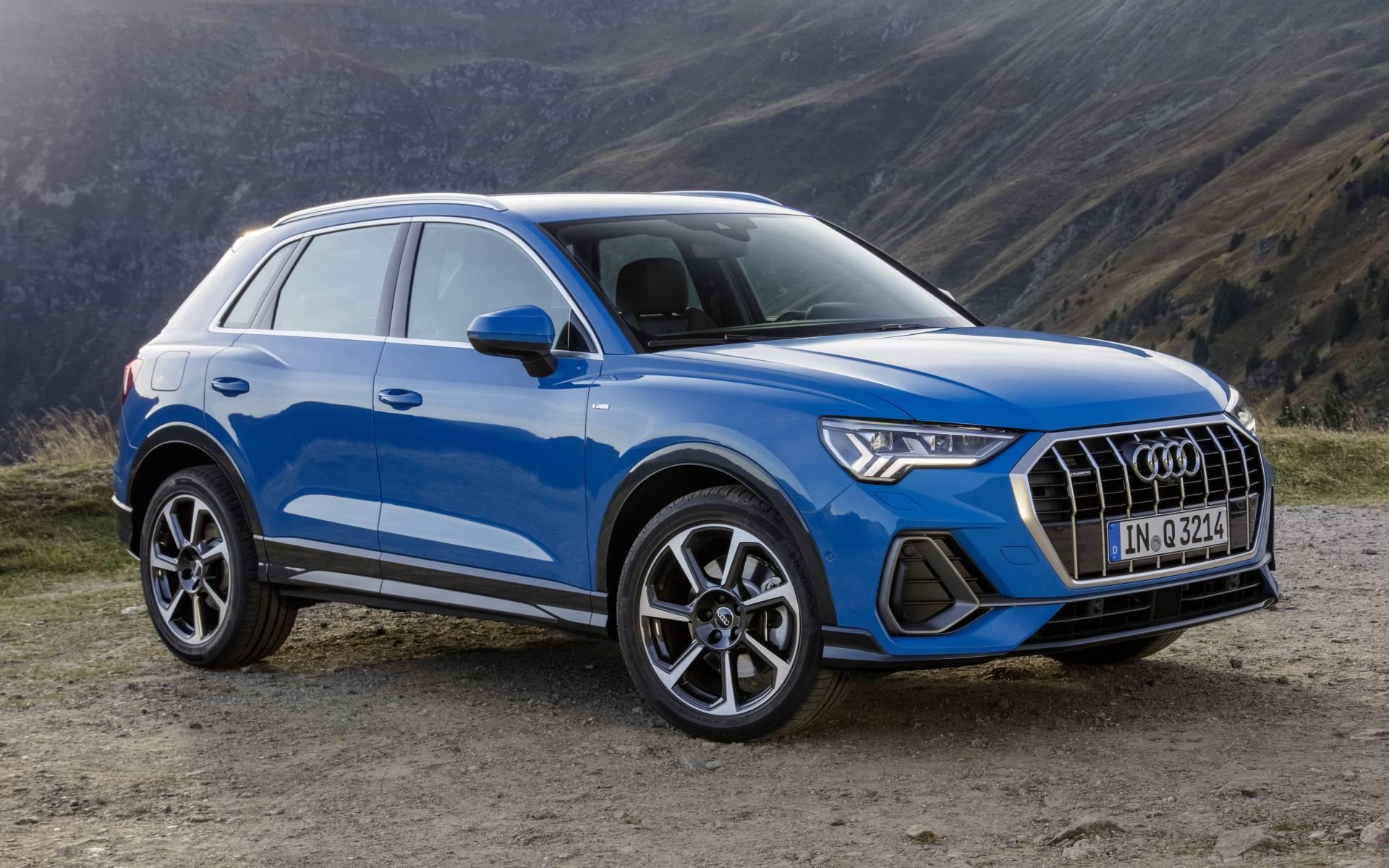 Audi Q3 2020 Essais Actualite Galeries Photos Et Videos Guide Auto