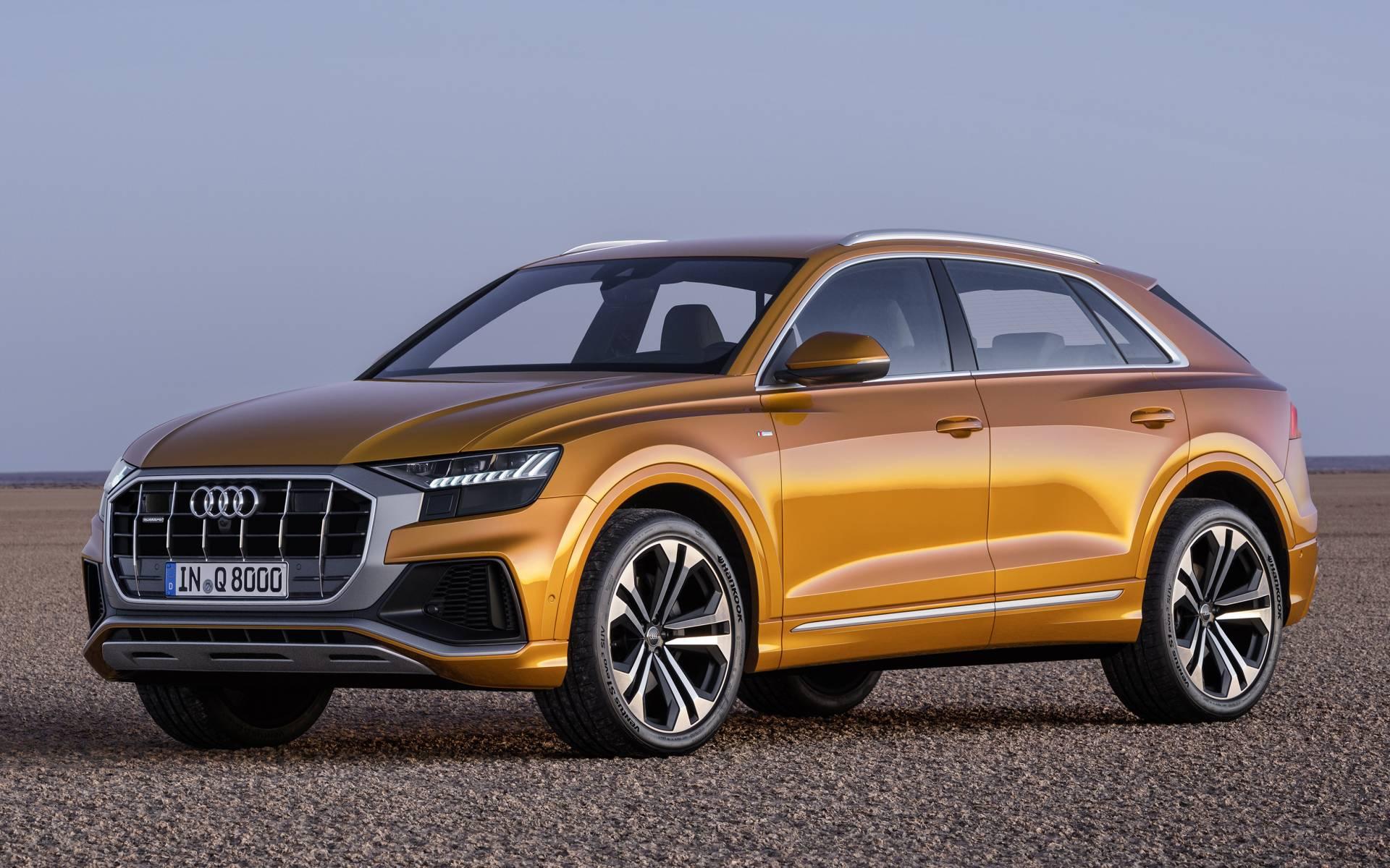 Kelebihan Kekurangan Audi Q8 Spesifikasi