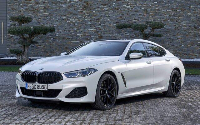 BMW Série 8 2020