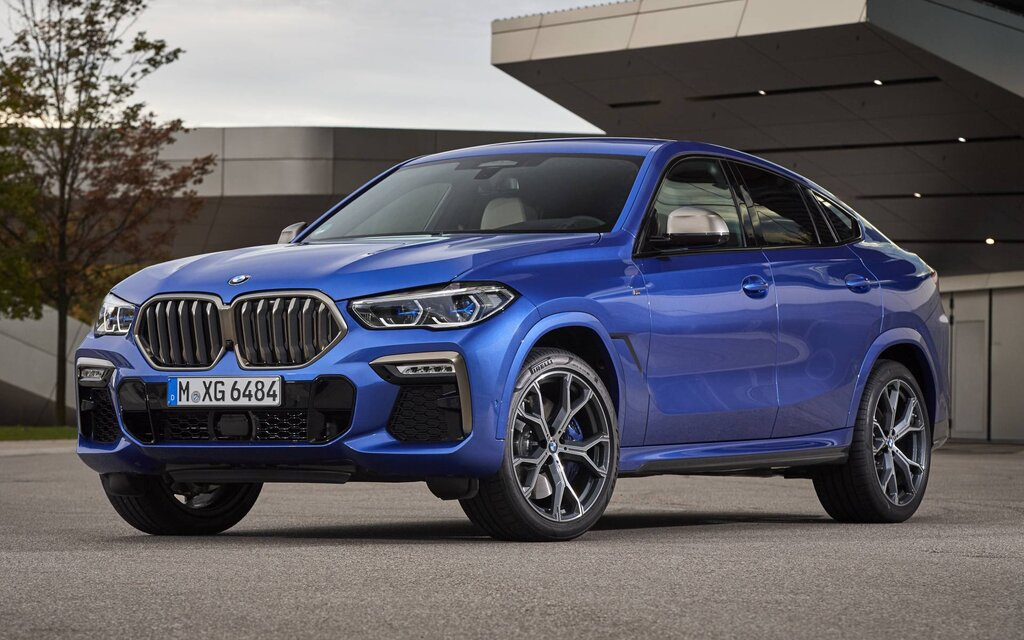 2020 Bmw X6 M50i Specifications The Car Guide