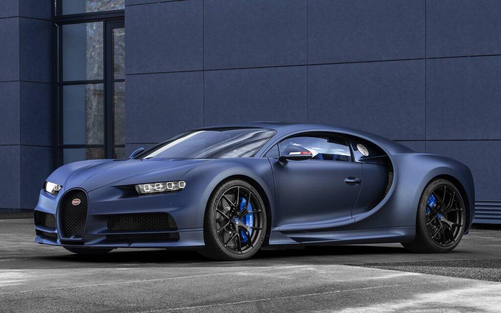 Bugatti Chiron 2020