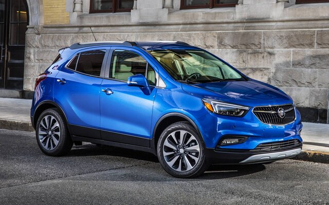 2020 Buick Encore Preferred Specifications The Car Guide