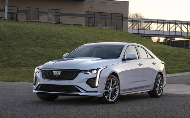 2020 Cadillac Ct4 Luxury Rwd Specifications The Car Guide