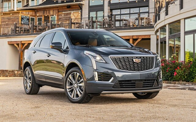 2020 Cadillac Xt5 News Reviews Picture Galleries And Videos The Car Guide