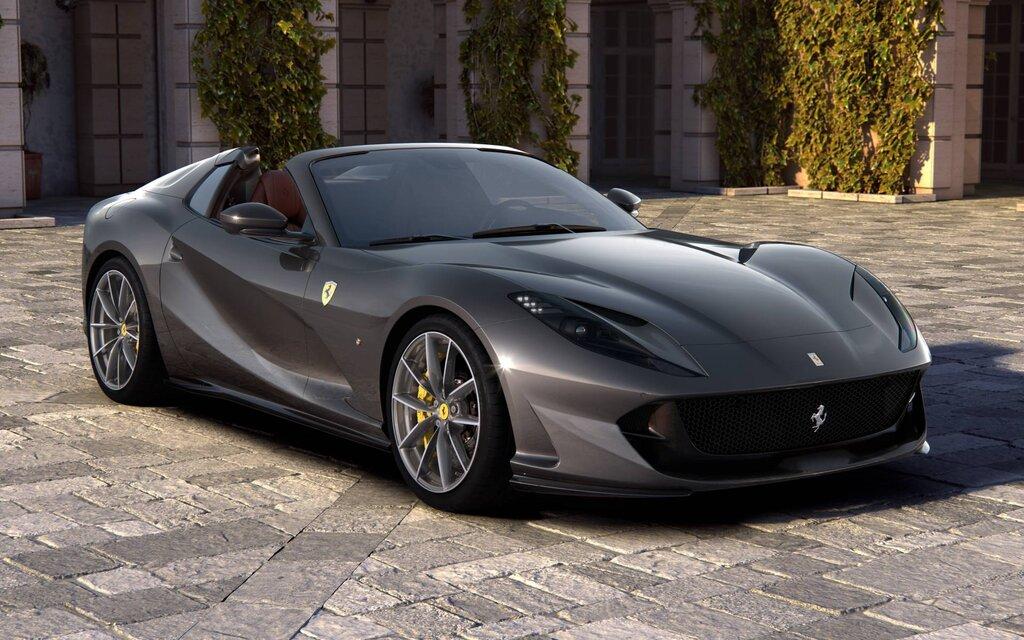 Ferrari 812 2020