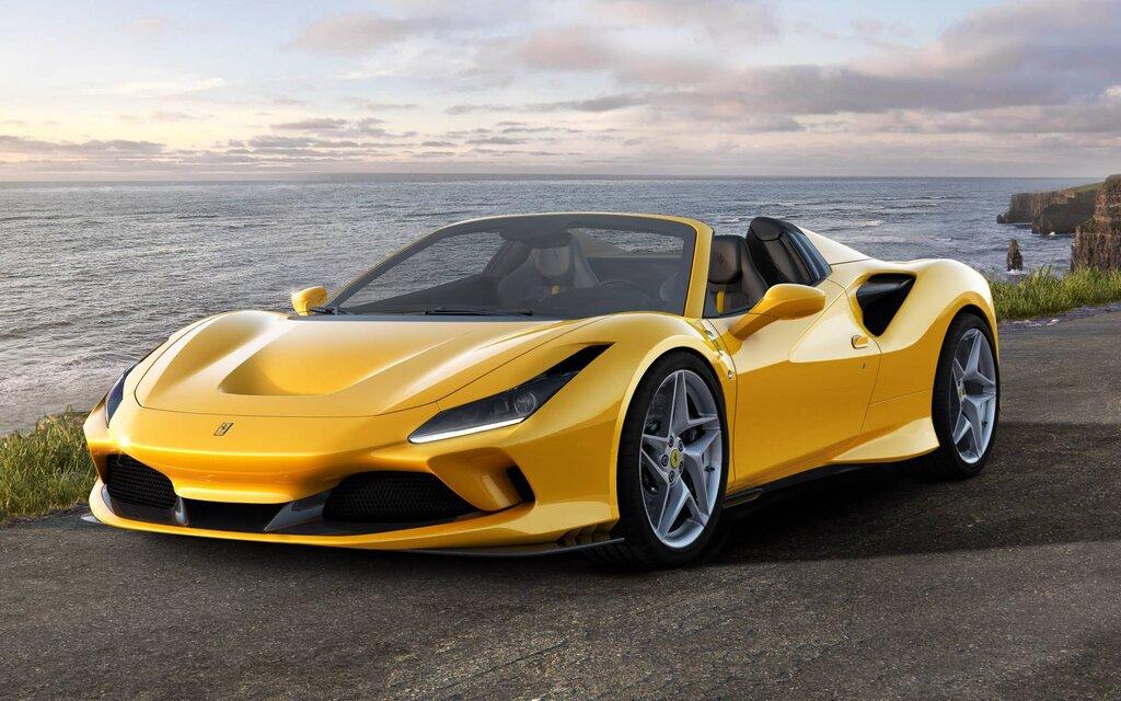 2020 Ferrari F8 Tributo Specifications The Car Guide