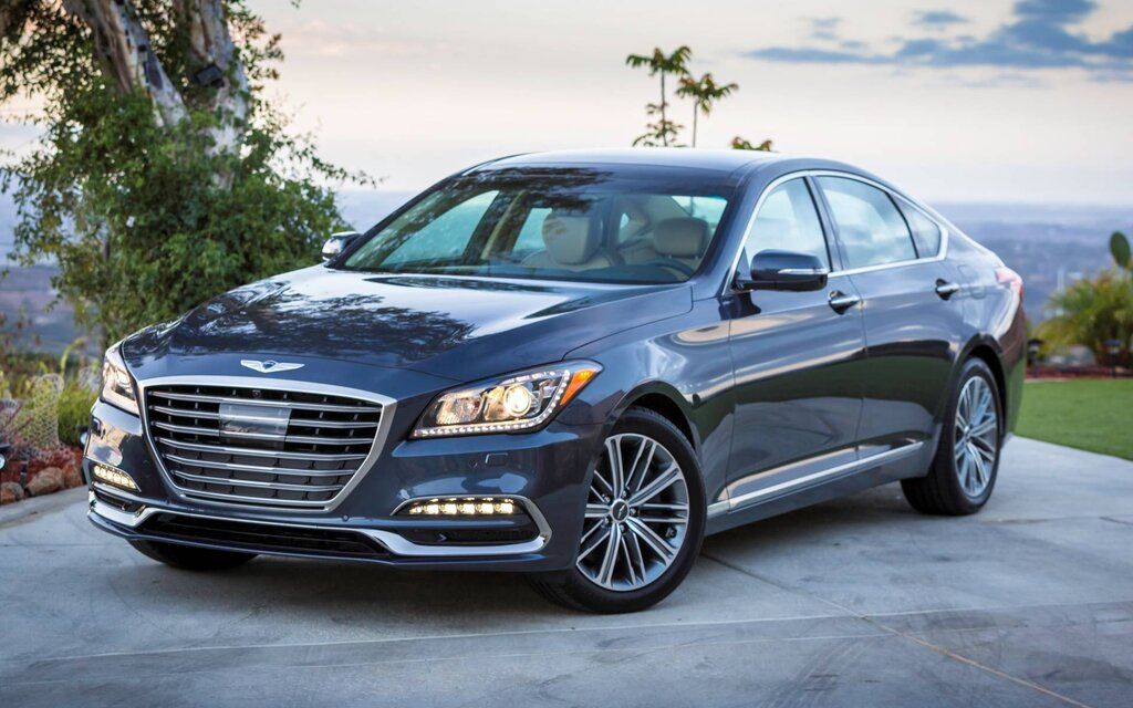 2020 Genesis G80 3 3t Sport Specifications The Car Guide