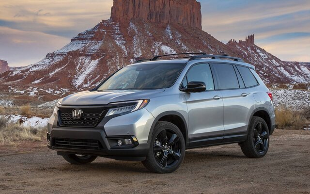 2020 Honda Passport News Reviews Picture Galleries And Videos The Car Guide