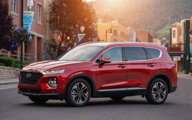 2020 Hyundai Santa Fe 2 4l Essential Specifications The Car Guide