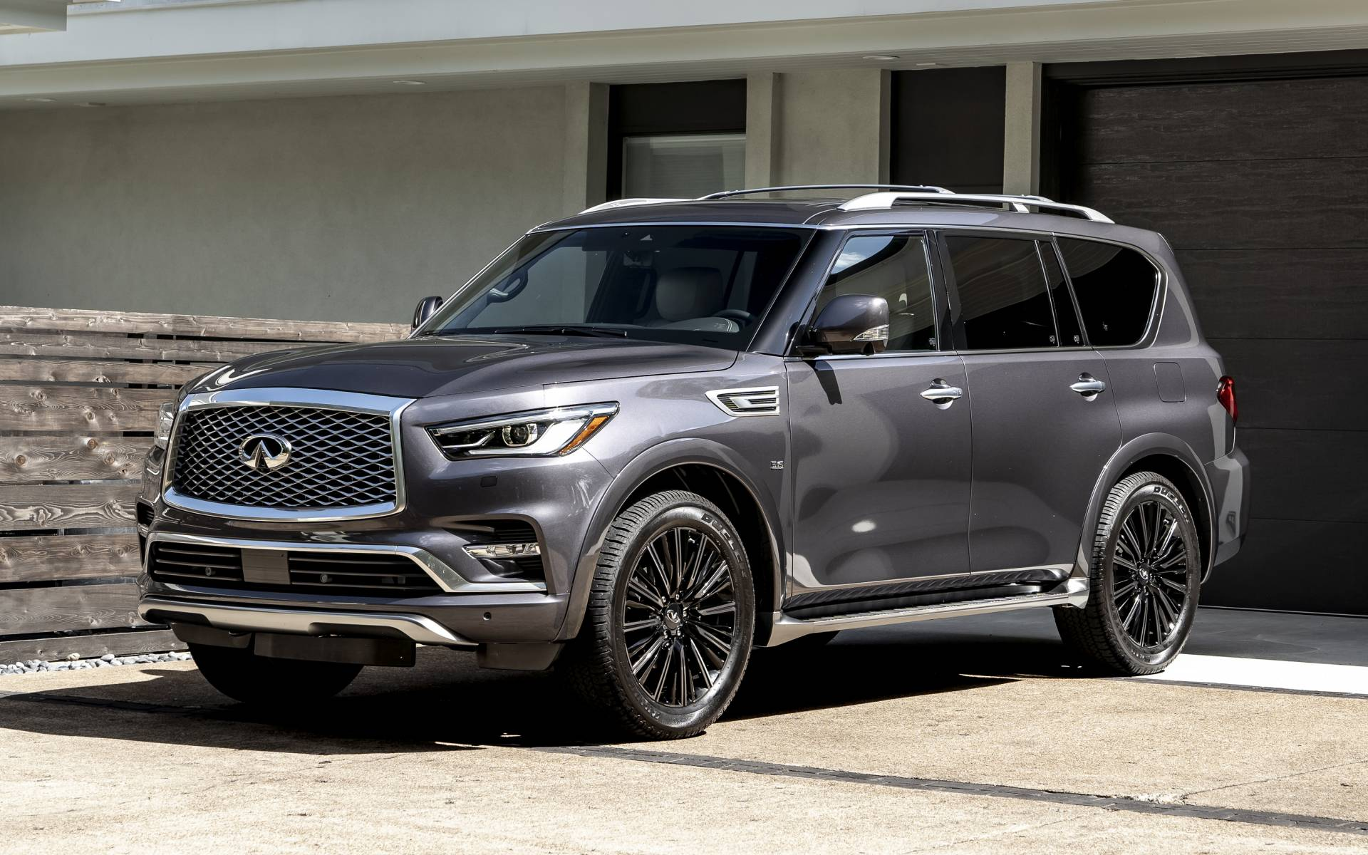2020 Infiniti Qx80 Suv Redesign and Review