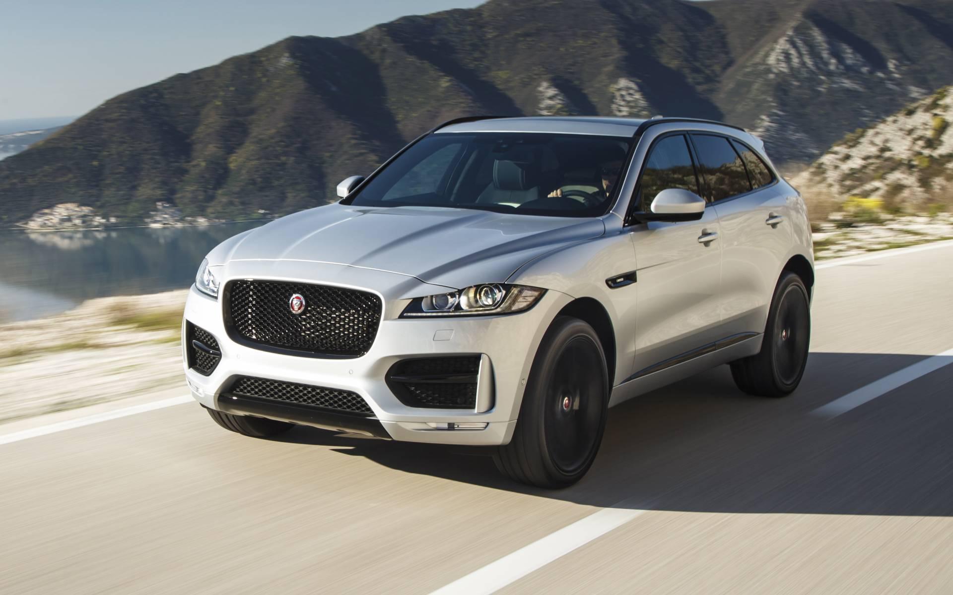 2020 Jaguar Suv Overview