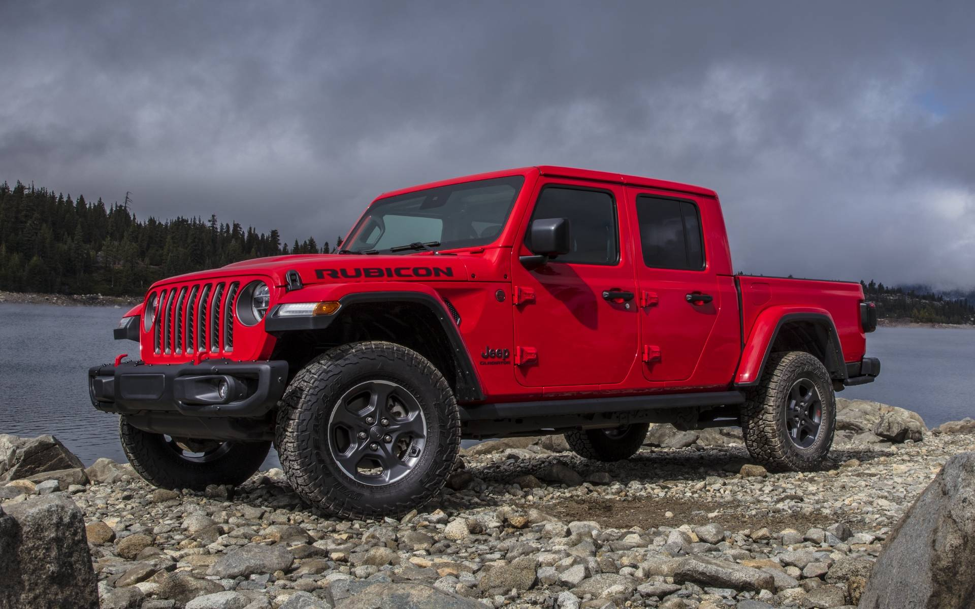 2020 Jeep Gladiator Rubicon Specifications The Car Guide