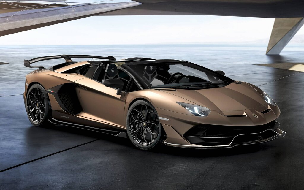 2020 Lamborghini Aventador Svj Specifications The Car Guide